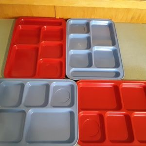Pottery Barn school lunch tray